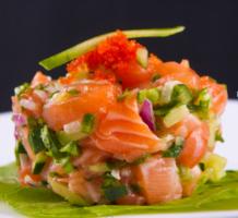 Ceviche, Poké Bowls or Fish Tacos