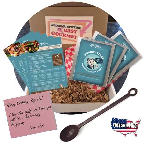 Gourmet Game Kit