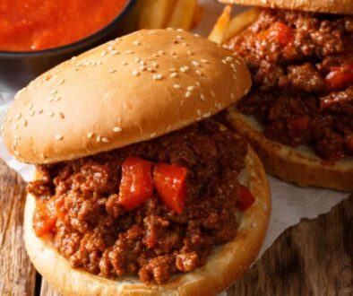 Flavorful Famous Sloppy Joes