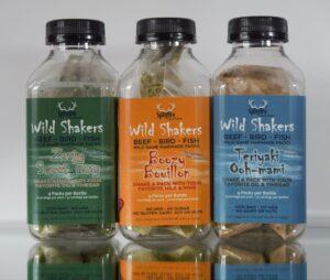 WILD SHAKERS Marinade Packs